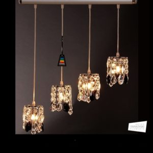 Lineal aros cristal/negro – LINEAL 4/L