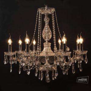 Luis XV 8/L cristal
