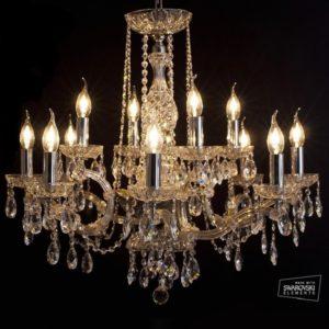 Luis XV 12/L cristal