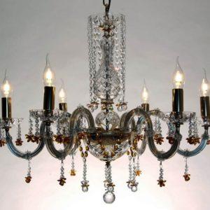 Luis XV 6/l racimo ambar