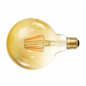 Bombilla Globo LED Vintage Deco Ambar