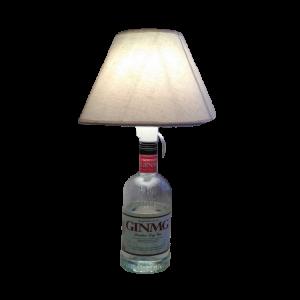 Sobremesa lámpara botella MG
