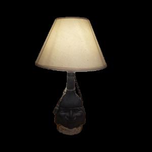 Sobremesa lámpara botella Pisco