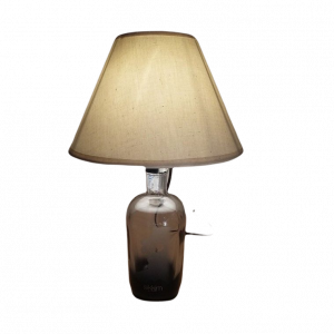 Sobremesa lámpara botella Sikkim