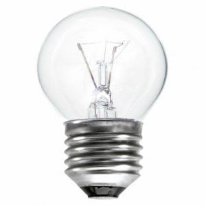 Esférica Incandescente (uso industrial)