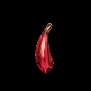 Gota Swarovski roja