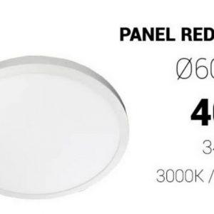 Plafón LED 60 cm