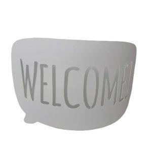Aplique Welcome LED